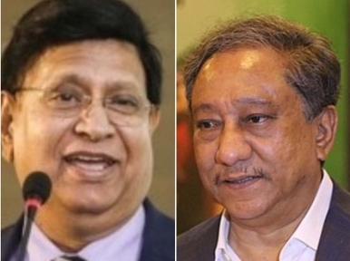 Foreign Minister Momen wants to know what is Papun's 'tough step'