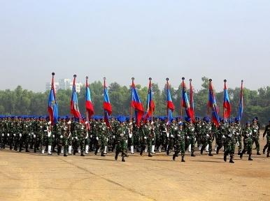 Bangladeshi contingent to participate in India's Republic Day parade