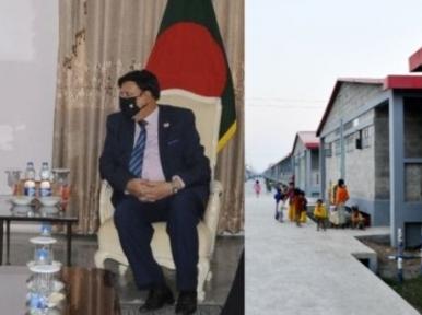 Bhashanchar a better Rohingya facility than Cox's Bazar, says UN