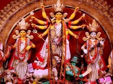 Country celebrating Mahastami today, Kumari Puja not held