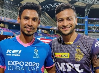 Shakib Al Hasan, Mustafizur Rahman return back to country after IPL halt