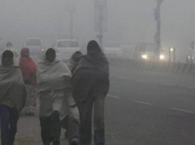 Cold wave in Rangpur, six other regions; temperature drops in Dhaka