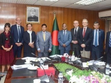 Bangladesh wants EU's help to achieve COP-26 goal