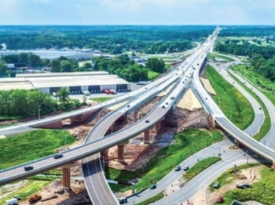 Dhaka-Chittagong Expressway construction project shelved