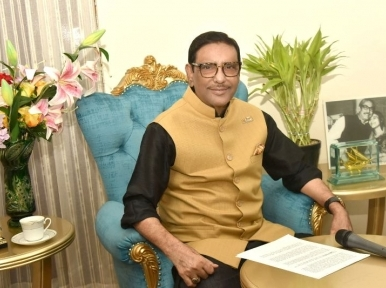 BNP leaders keep harping old tunes to hide their disabilities: Obaidul Quader