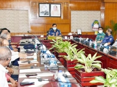 IGP instructs to ensure maximum security during Durga Puja