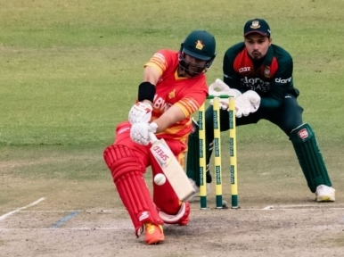 Zimbabwe defeat Bangladesh in second T20I, level series 1-1