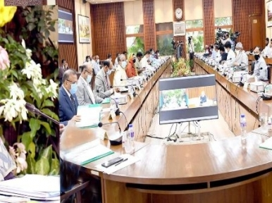ECNEC approves 9 projects including construction of Khulna-Mongla Port Railway