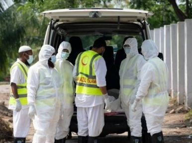 Seven more people die with coronavirus, 619 new cases recorded within 24 hours