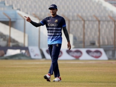 Shakib Al Hasan dropped from Dhaka Test