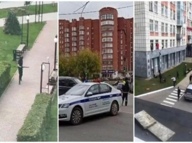 Eight killed, several hurt in shooting at Russian university: State media