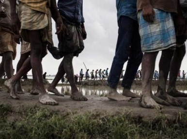 More Rohingyas escaping Myanmar, arriving in Bangladesh