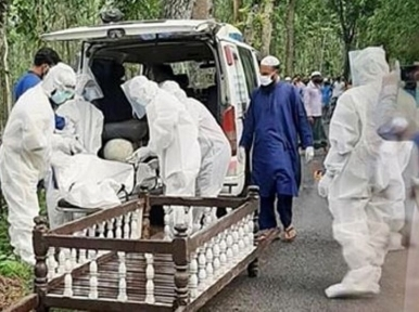 Covid-19: Country records 261 deaths, 8,136 fresh cases within a day