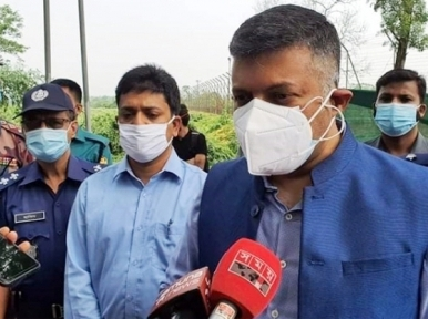 India-Bangladesh relations will not ebb due to vaccines: Doraiswami