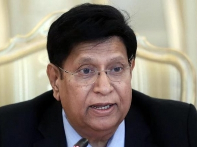 UK human rights report on Bangladesh is not acceptable: AK Abdul Momen