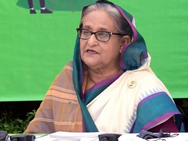 Prime Minister Hasina donates money allotted for PMO vehicles to health care