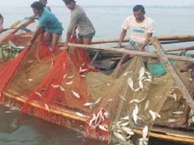 Ban of Hilsa fishing to be lifted from midnight