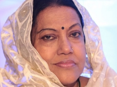 Farida Parveen leaves hospital after coronavirus scare