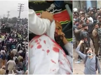Pakistan Islamist group TLP's long march towards Islamabad triggers tension and violence; clashes claim lives