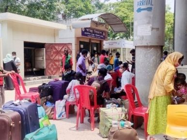 No place for quarantine in Jessore, patients being sent to neighbouring districts