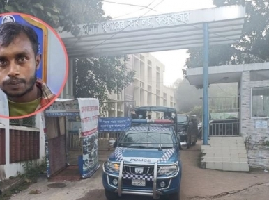 Iqbal Hossain: Perpetrator who kept holy Quran in Comilla Hindu marquee arrested