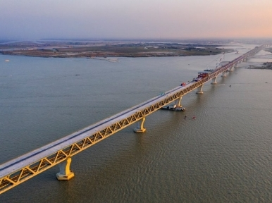 Duration of the Padma Bridge project extended by two years