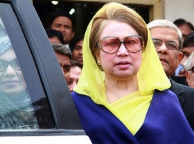 Government can cancel Khaleda Zia's parole any time, says Hasan Mahmud