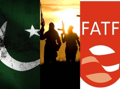 Pakistan fails to check terrorism, remains on FATF gray list