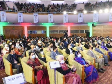 Being in power continuously, I am able to develop the country: PM Hasina