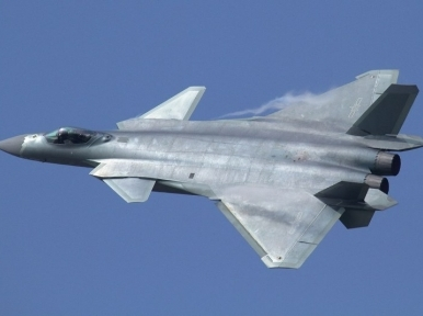 Taiwan claims 19 Chinese warplanes recently entered its air defence zone