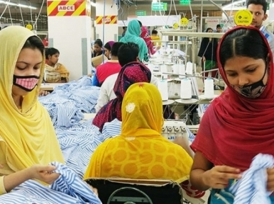 Diplomatic efforts to capture new markets in garment exports