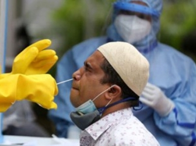 16 more die with coronavirus; infection toll crosses 5,25,000