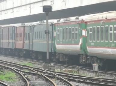 Passenger train services suspended in Rajshahi, Chapainawabganj till June 24