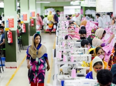 Bangladesh is becoming an 'economic power' in South Asia