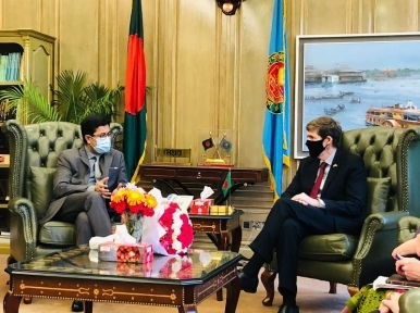 US interested in investing in Dhaka's infrastructure development