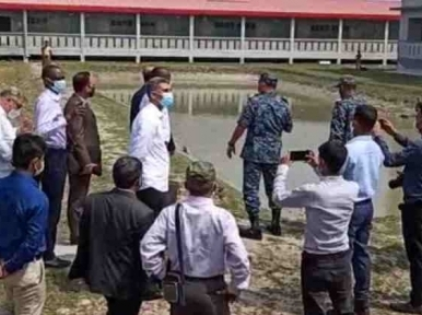OIC satisfied with facilities provided to Rohingyas in Bhasan Char