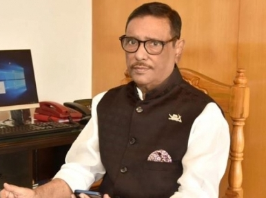 Government to inaugurate mega projects next year, BNP will see the inevitable: Quader