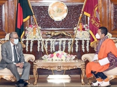 Bilateral relations between Bangladesh and Bhutan are excellent: President
