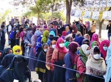 Bangladesh: Awami League leaders register massive victory in civic body polls