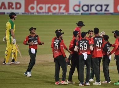 T20I: Bangladesh script historic series win against Australia