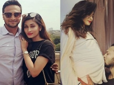 Cricketer Shakib Al Hasan, wife expecting third child
