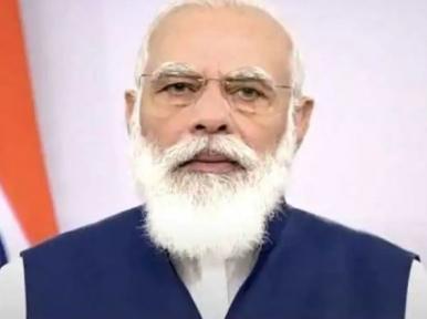 Indian Prime Minister Narendra Modi's Dhaka visit is all bout celebration