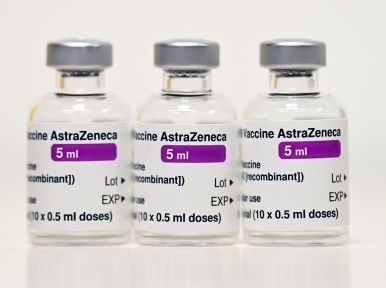 Over 2 lakh AstraZaneca vaccines coming from Japan