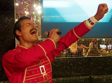 New graphic novel to narrate legendary singer Freddie Mercury's life story