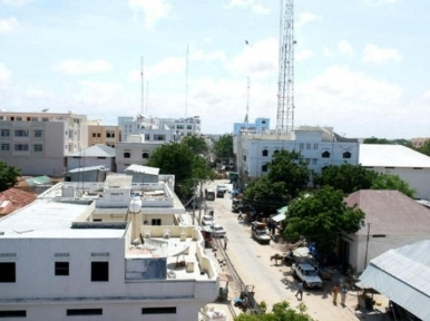 Suicide blast close to presidential palace in Somalia leaves 7 dead