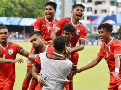 Bangladesh start SAFF Championship with 1-0 win against Sri Lanka
