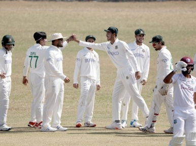 Bangladesh squad announced for Test series against West Indies