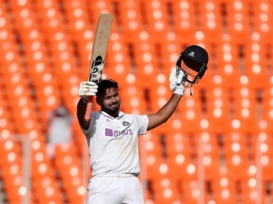 Pant continues to rise in MRF Tyres ICC Men's Test Player Rankings
