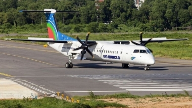 Flights of 3 airlines on domestic routes for travellers going abroad