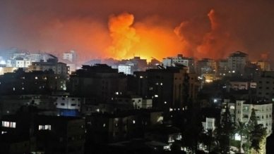 Gaza violence: US calls for ceasefire as conflict shows little sign of ending